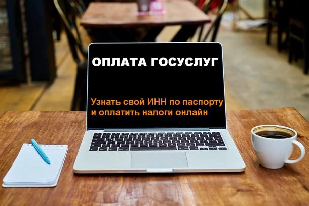 Узнать свой ИНН онлайн и многое другое