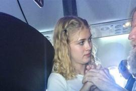 Как жестовый язык помог во время полёта