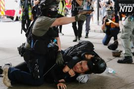 В Гонконге приняли спорный закон о нацбезопасности