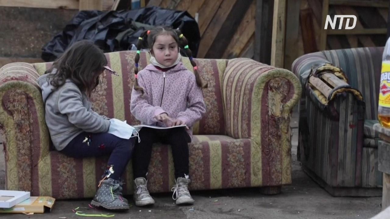 В Чили из-за эпидемии стремительно растут безработица и уровень бедности