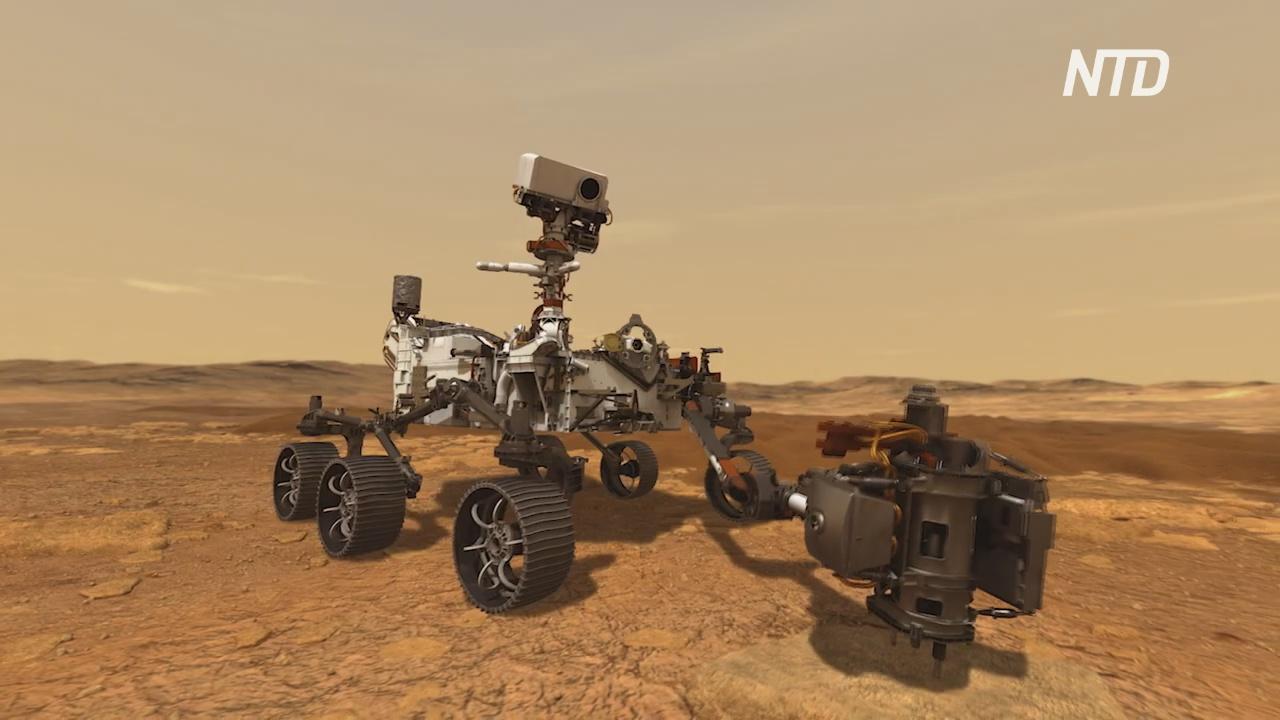 Финальный отсчёт: на Марс в июле отправятся сразу три миссии