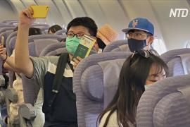 Пройти регистрацию и полететь в никуда: как развлекают тайваньцев в аэропорту