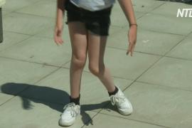 Чудо во время карантина: парализованная девочка вдруг начала ходить
