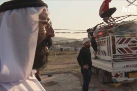 Бежавшие езиды возвращаются в родной Синджар, но он пока в руинах