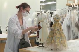 Модный дом Dior представил новую коллекцию в миниатюрном виде
