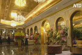 Первый в мире позолоченный отель открылся во Вьетнаме