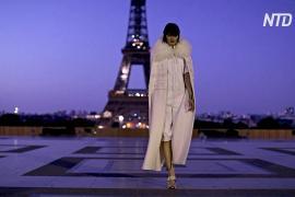 Неделя высокой моды в Париже: модельеры показали фильмы о своих коллекциях