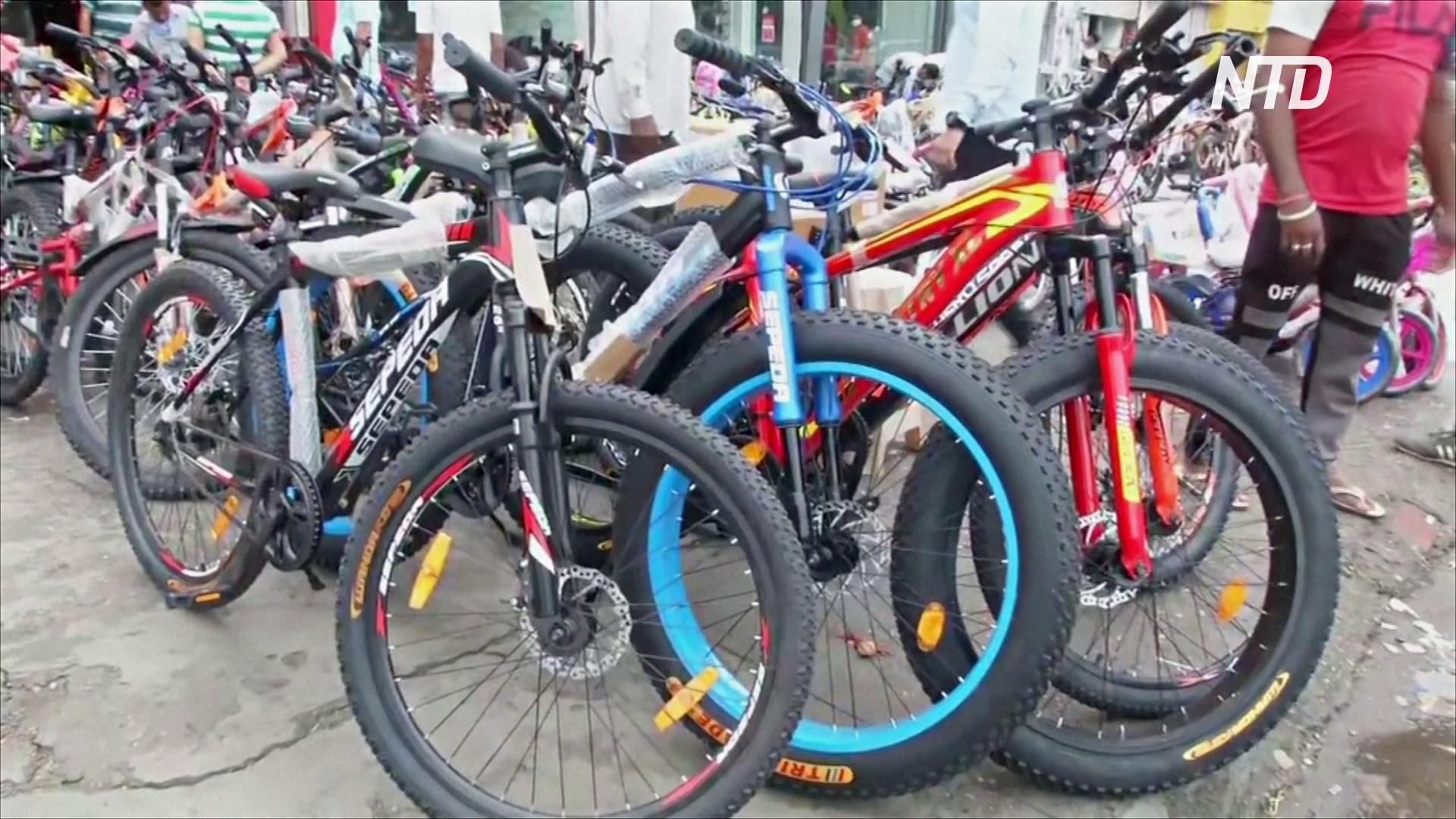 Производитель велосипедов в Индии разорвал контракт с Китаем на $121 млн