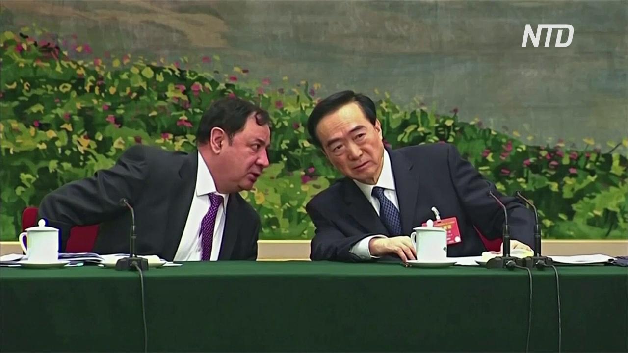 США ввели санкции против четырёх высокопоставленных чиновников КНР