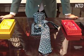 Эксклюзивные бутики во время пандемии: шёлковые маски за сотни долларов
