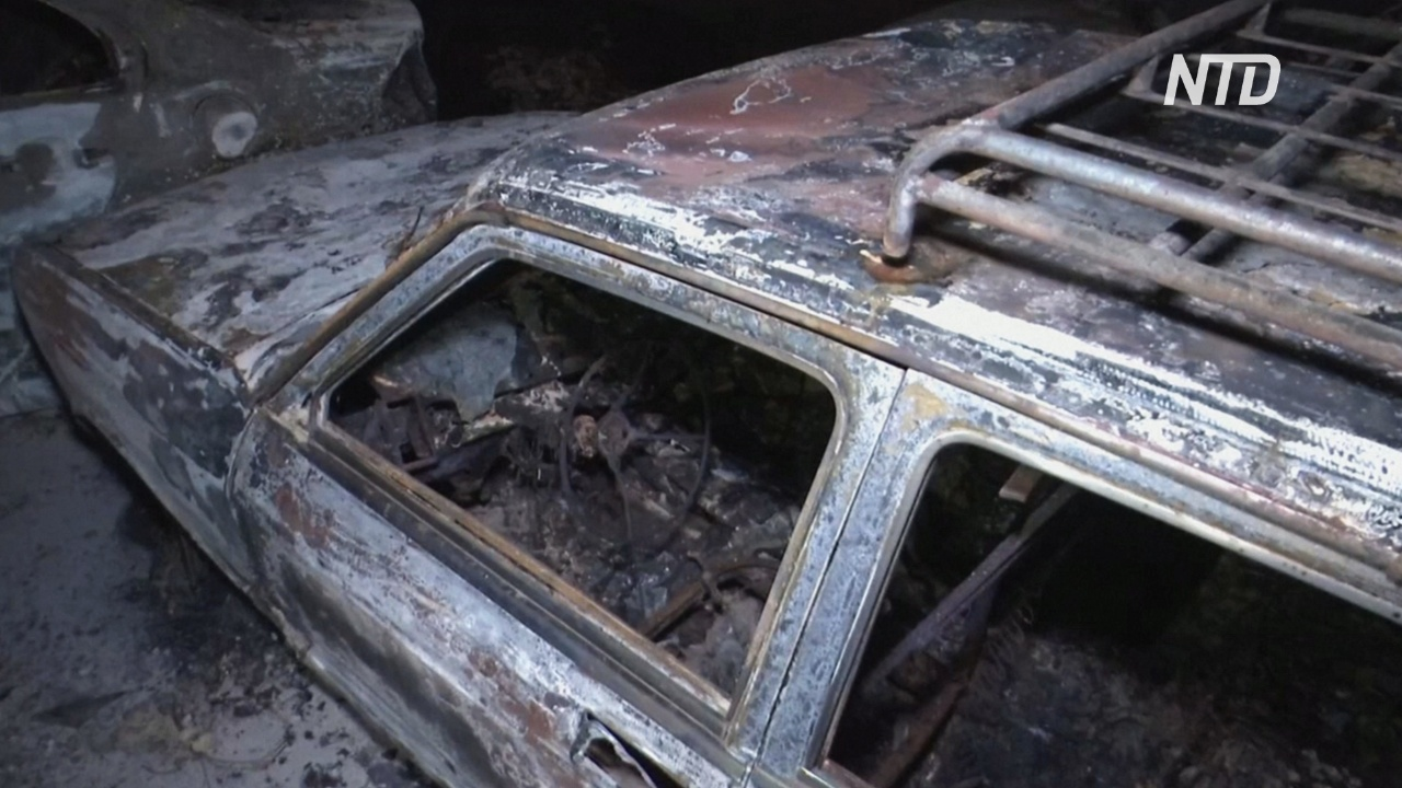 Под Каиром горел нефтепровод, пострадало 17 автомобилистов