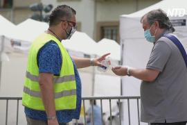 В каталонском районе Сегрия снова ввели жёсткий карантин