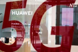 Великобритания откажется от оборудования Huawei при создании своих сетей 5G