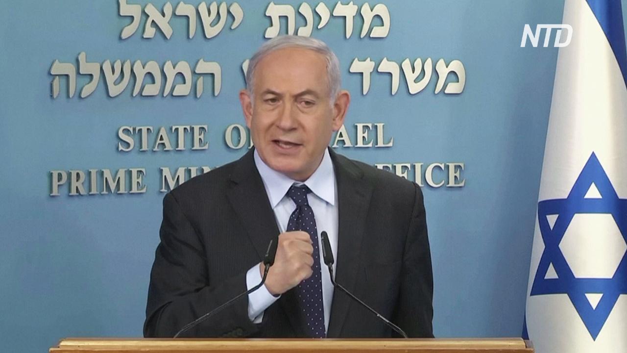 Премьер Израиля обещает пакет помощи для всех граждан