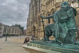 Старинный город Йорк снова открывается, включая знаменитый музей викингов