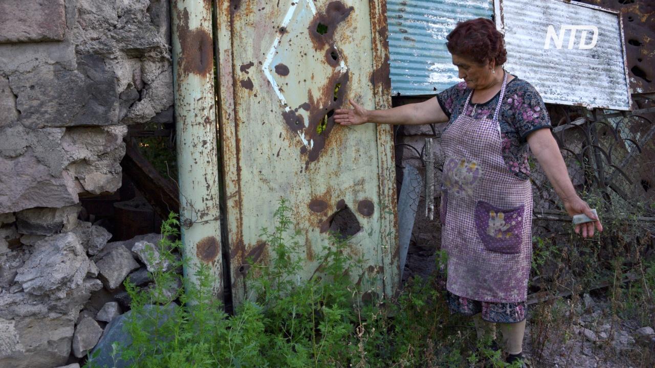 Новые обстрелы на границе между Азербайджаном и Арменией после непродолжительного спокойствия