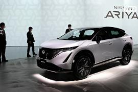 Новая глава истории Nissan: в Японии дебютировал электрокроссовер Ariya