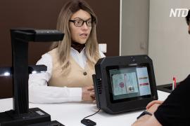 В МФЦ Перми людей обслуживает девушка-робот