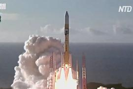 Началась первая миссия арабского мира к Марсу