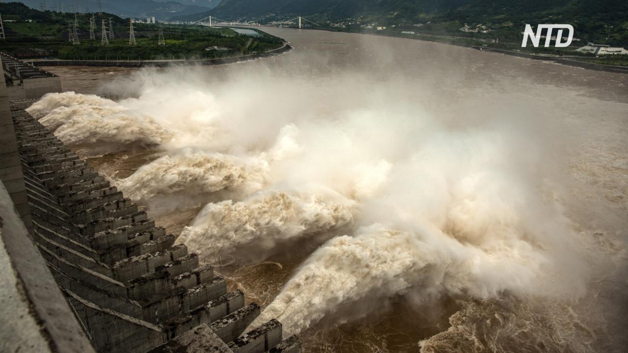 Переживут ли стареющие дамбы Китая рекордный год дождей