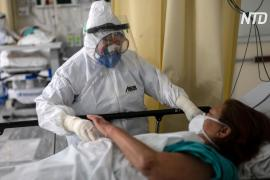 В 32 районах Мехико объявлен красный уровень опасности в связи с COVID-19