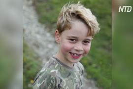 Британскому принцу Джорджу 22 июля исполнилось 7 лет