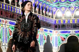 Новую коллекцию Dior помогали делать мастерицы итальянской Апулии
