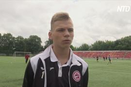 Юный российский вратарь, пострадавший от удара молнии, вернулся на поле