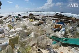 К 2040 году пластика в океанах может стать в три раза больше