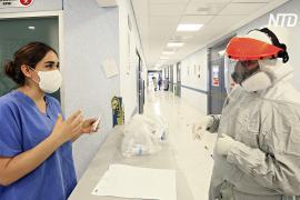 Больница в США запустила антистрессовые программы для медиков, лечащих от коронавируса