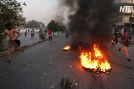 Премьер Ирака призвал к спокойствию после гибели двух протестующих в стычках с полицией