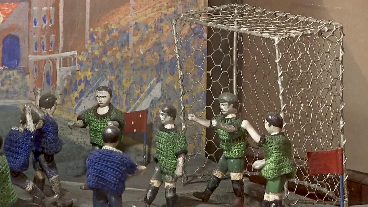 Огромная выставка старинных кукол в Риме расположилась в 22 залах