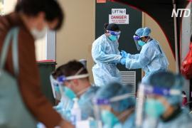 В Австралии – рекордное суточное количество смертей от COVID-19