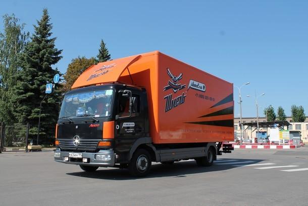 Грузоперевозки автотранспортом по всей России