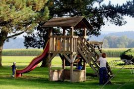 Игровые площадки для малышей