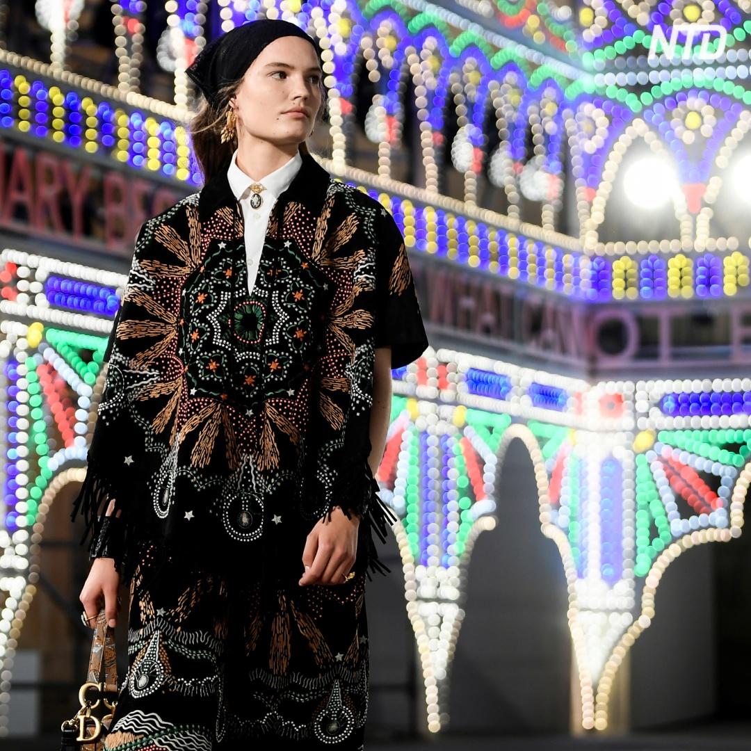 Мастерицы из Апулии помогли Dior шить платья