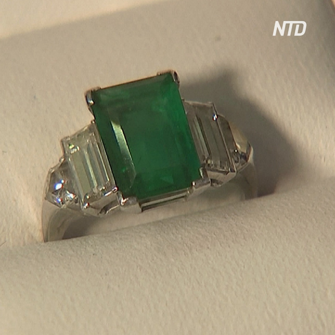 За обручальное кольцо Кэтрин Хепбёрн дали в три раза больше ожидаемого
