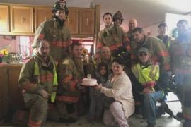 Почему пожарные вышли за рамки должностных обязанностей