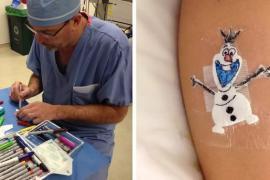 Что придумал хирург, чтобы дети не видели своих шрамов