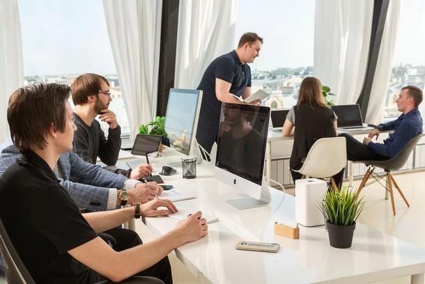 Офис Prostudio — digital-агентства полного цикла