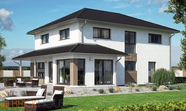 Проект дома K-185