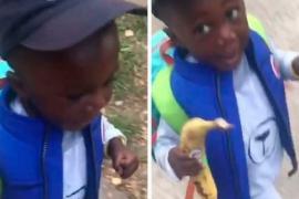 Видео малыша, повторяющего аффирмации, стало вирусным