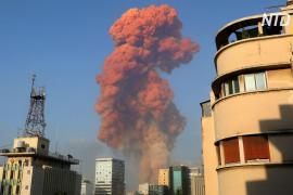 Взрыв в порту Бейрута: 78 погибших, более 4000 раненых