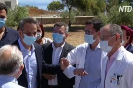 В Греции могут снова ввести ограничения из-за резкого роста случаев COVID-19