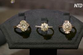 Бриллиантовая индустрия ЮАР пытается выжить за счёт местного рынка