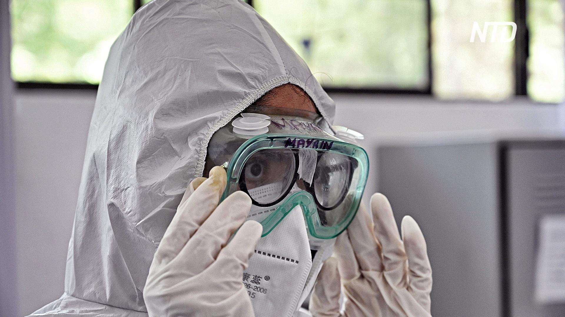 В Мексике медработники заражаются COVID-19 чаще, чем в остальном мире