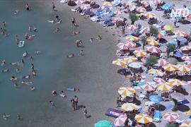 Пандемия пошла на пользу курорту в Боснии