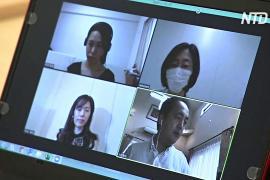 Японцев переводят на удалённую работу, но не все спешат перестраиваться