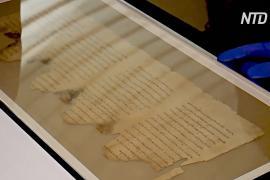 Свитки Мёртвого моря снова возвращаются в залы Израильского музея