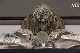 Золото и бриллианты: в Израиле делают маску для лица за $ 1,5 млн